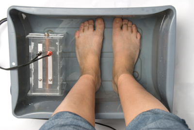 Detox Foot Baths